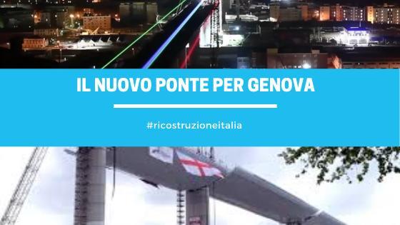 banner nuovo ponte genova