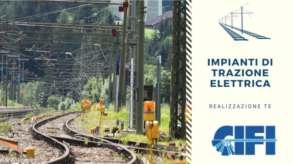 Albo fornitori ferrovie - trazione elettrica