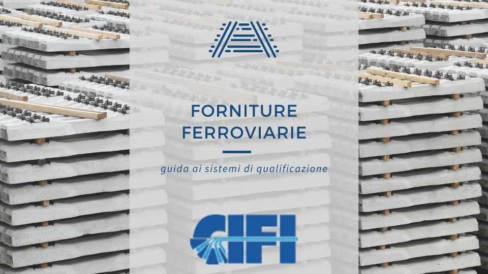 Albo fornitori ferrovie - settore forniture