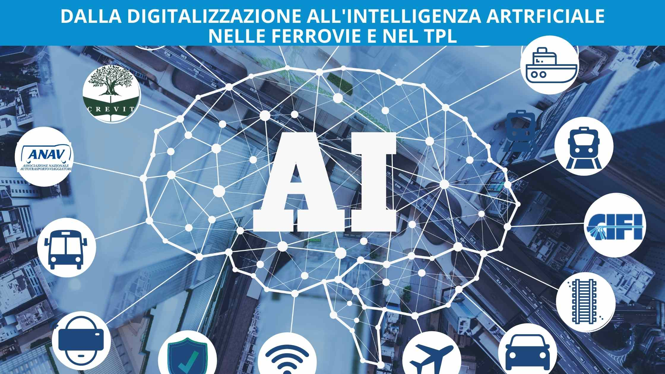 Strategia digitale nelle ferrovie