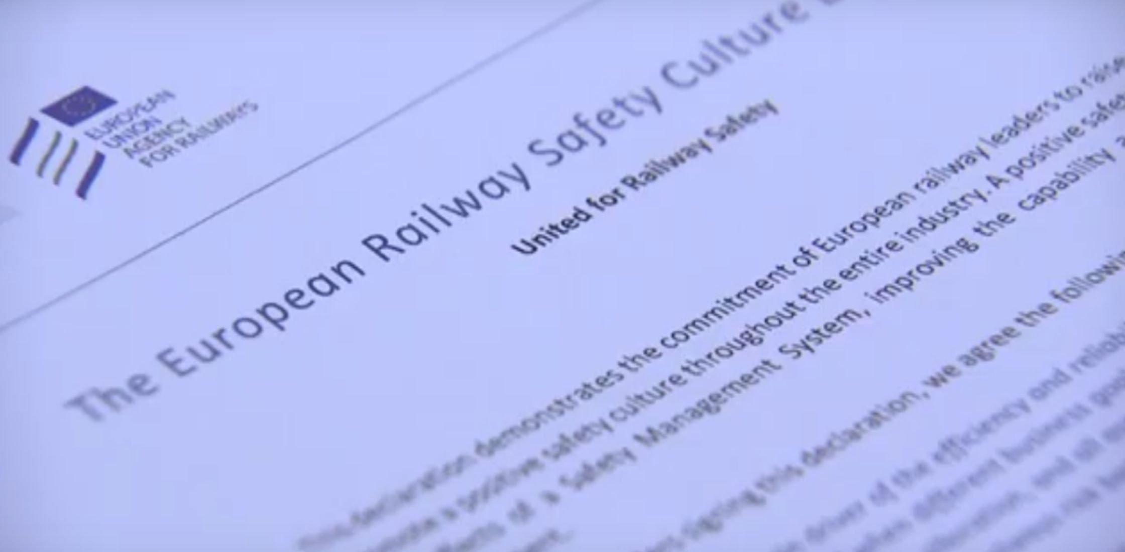 Fattore Umano - Uniti per la sicurezza delle ferrovie