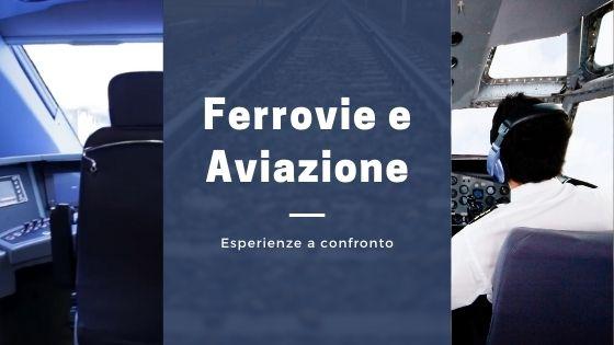 SGS: confronto tra Ferrovie ed Aviazione