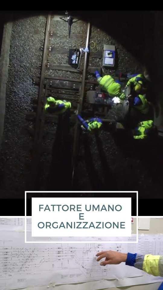 SGS nelle ferrovie: fattori umani ed organizzativi