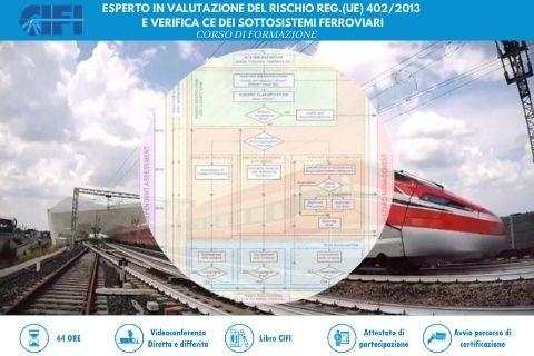 corso valutazione rischio ferroviario