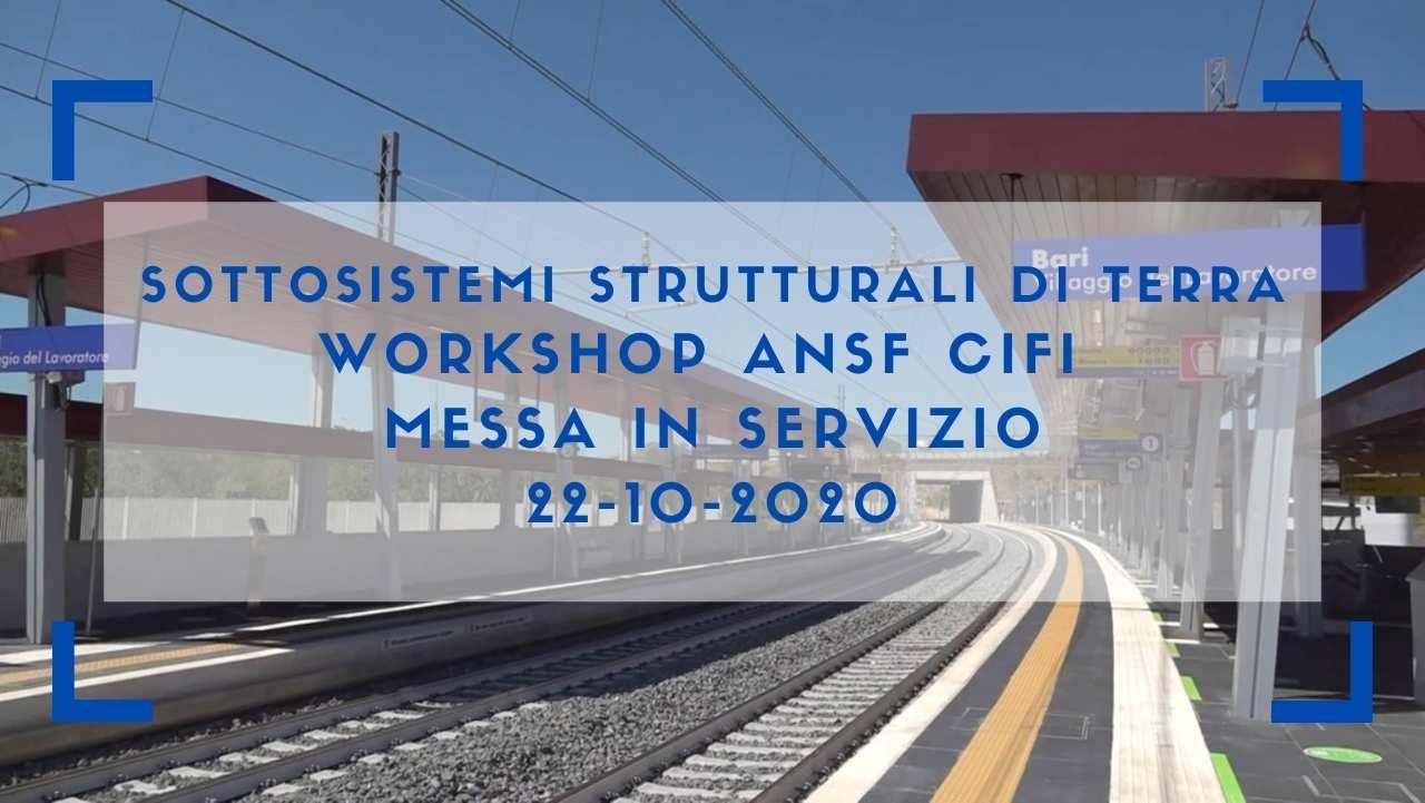 ANSF workshop gestori infrastruttura ferroviaria