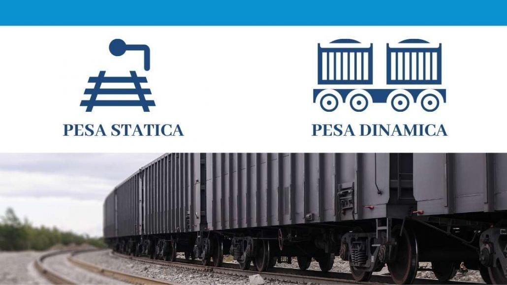 Pese in Ferrovia: pesa statica e pesa dinamica