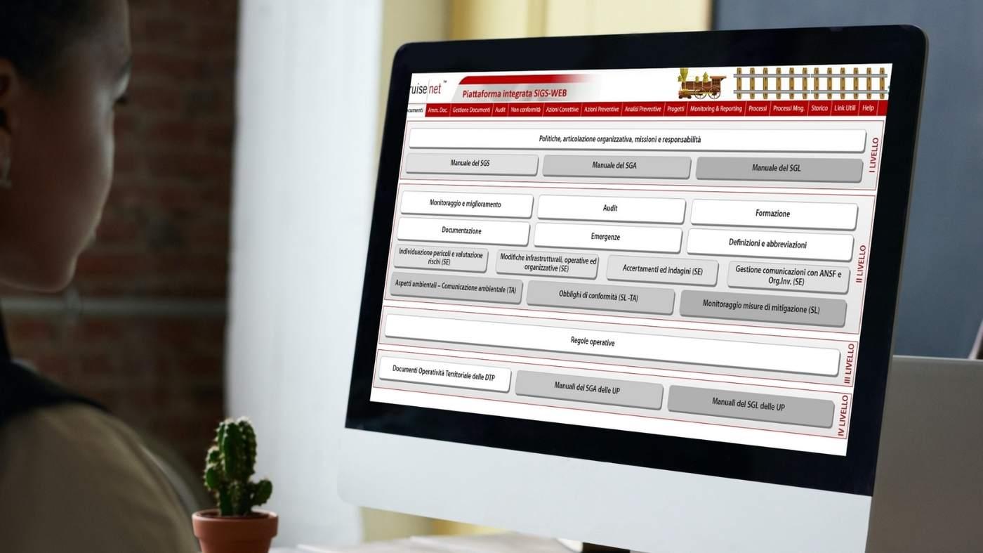 SIGS-WEB Sistemi di Gestione Integrati