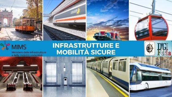 Infrastrutture e mobilità sicure - MIMS e DIGIFEMA