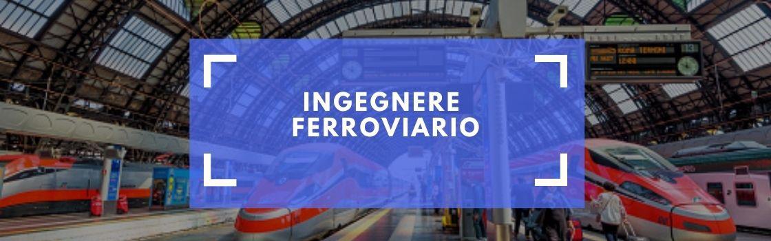 Ingegnere ferroviario progetti di  treni e stazioni